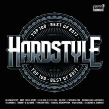 Hardstyle Top 100: Best Of 2017, 2 CDs