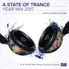 Armin Van Buuren: A State Of Trance Yearmix 2017, 2 CDs