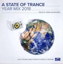 A State Of Trance Yearmix 2018, 2 CDs