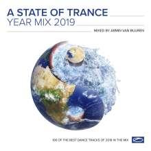 A State Of Trance Yearmix 2019, 2 CDs