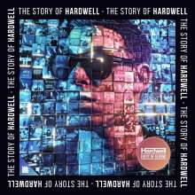 Hardwell: The Story Of Hardwell (Best Of), 2 CDs