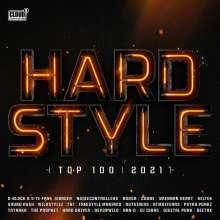 Hardstyle Top 100 (2021), 2 CDs