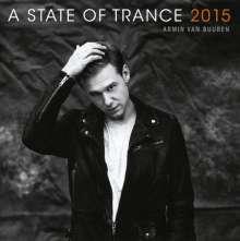 Armin Van Buuren: A State Of Trance 2015, 2 CDs