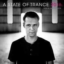 Armin Van Buuren: A State Of Trance 2016, 2 CDs