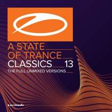 A State Of Trance Classics Vol.13, 4 CDs