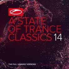 Armin Van Buuren: A State Of Trance Classics Vol. 14, 4 CDs