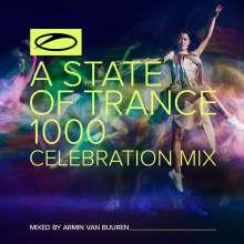 Armin Van Buuren: A State Of Trance 1000 (Celebration Mix), 2 CDs