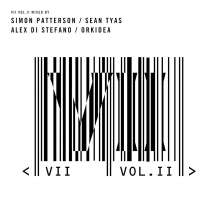 VII Vol.2: Mixed By Patterson / Tyas / Di Stefano / Orkidea, 4 CDs