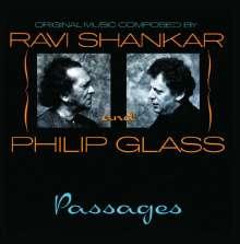 Philip Glass (geb. 1937): Passages, CD