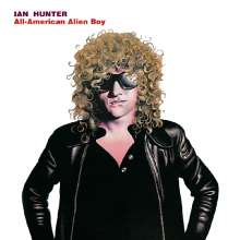 Ian Hunter: All-American Alien Boy, CD