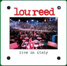 Lou Reed: Live In Italy 1983, CD