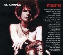 Al Kooper: Rare / Well Done, 2 CDs
