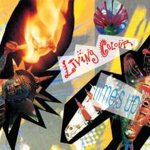 Living Colour: Time's Up, CD