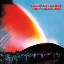 Weather Report: Night Passage, CD