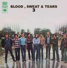 Blood, Sweat & Tears: Blood, Sweat & Tears 3, CD