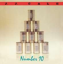 J.J. Cale: Number 10, CD