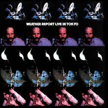 Weather Report: Live In Tokyo 1972, 2 CDs