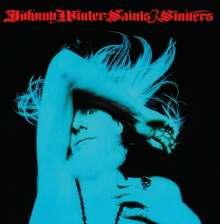 Johnny Winter: Saints & Sinners, CD