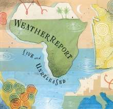 Weather Report: Live & Unreleased, 2 CDs