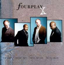 Fourplay: X, CD