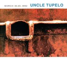 Uncle Tupelo: March 16 - 20,1992, CD