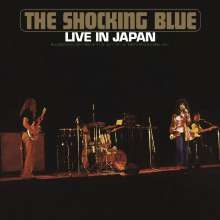 The Shocking Blue: Live In Japan 1971, CD