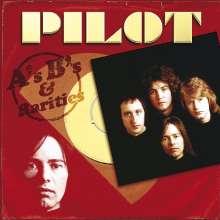 Pilot: A's & B's & Rarities, CD