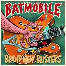 Batmobile: Brand New Blisters, CD