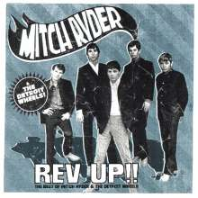 Mitch Ryder & The Detroit Wheels: Rev Up!! - The Best Of Mitch Ryder & The Detroit Wheels, CD