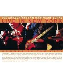 Joe Jackson (geb. 1954): Summer In The City: Live In New York 1999, CD