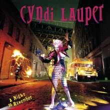 Cyndi Lauper: A Night To Remember, CD