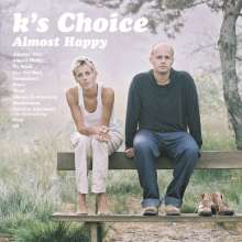 K's Choice: Almost Happy, CD