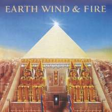 Earth, Wind & Fire: All 'N All (Music-On-CD-Edition), CD