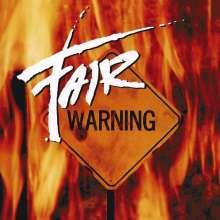 Fair Warning: Fair Warning, CD
