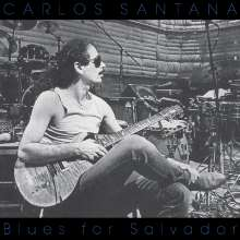 Carlos Santana: Blues For Salvador, CD