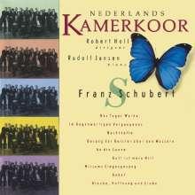 """Franz Schubert (1797-1828): Chorwerke - """"Des Tages Weihe"""", CD"""