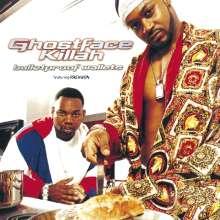 Ghostface Killah: Bulletproof Wallets, CD