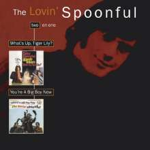 The Lovin' Spoonful: What's Up Tiger Lily / You're A Big Boy Now, CD