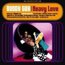 Buddy Guy: Heavy Love, CD