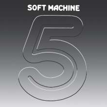 Soft Machine: Fifth, CD