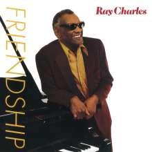 Ray Charles: Friendship, CD