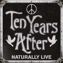 Ten Years After: Naturally Live, CD