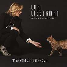 Lori Lieberman: The Girl And The Cat, CD