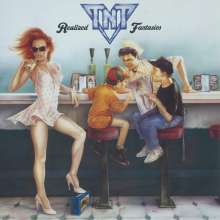 TNT (Heavy Metal): Realized Fantasies, CD