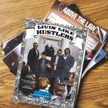 Above The Law: Livin' Like Hustlers, CD