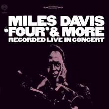 Miles Davis (1926-1991): Four & More, CD
