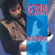 Joe Satriani: Not Of This Earth, CD