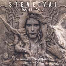 Steve Vai: Seventh Song, CD