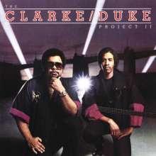 Stanley Clarke & George Duke: The Clarke/Duke Project II, CD