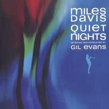 Miles Davis (1926-1991): Quiet Nights, CD